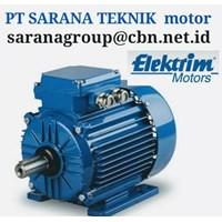 ELEKTRIM CANTONI AC MOTOR PT SARANA TEKNIK MOTOR ELECTRIC  ELEKTRIM EMM