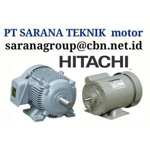 HITACHI  AC   MOTOR GEAR REDUCER PT SARANA TEKNIK MOTOR