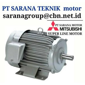 SUPERLINE MITSUBISHI AC MOTOR PT SARANA TEKNIK SUPERLINE MITSUBISHI