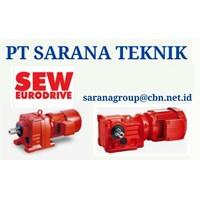 SEW GEARMOTOR REDUCER GEARBOX PT SARANA TEKNIK MOTOR