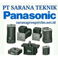 PANASONIC GEARMOTOR REDUCER GEARBOX PT SARANA TEKNIK GEARHEAD