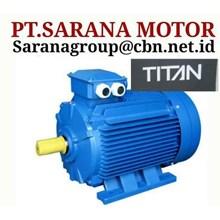 TITAN ELECTRIC AC MOTOR PT SARANA TEKNIK MOTOR