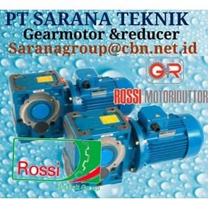 GEARBOX GEARBOX ROSSI  REDUCER PT SARANA TEKNIK