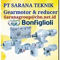 Bonfiglioli Gearmotor PT. Sarana Teknik