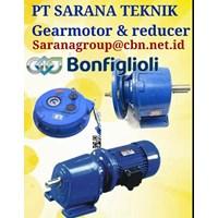 Gear Motor dan Reducer Bonfiglioli PT Sarana Teknik