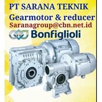 Gear Motor Reducer Bonfiglioli PT Sarana Teknik