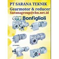 Electric Gear Motor Reducer PT SARANA TEKNIK BONFIGLIOLI