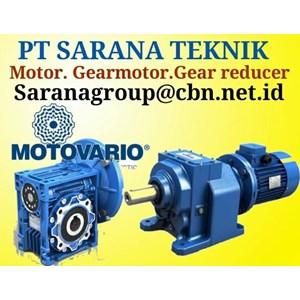 MOTOVARIO type H GEAR MOTOR GEAR REDUCER PT SARANA TEKNIK