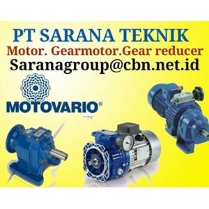 MOTOVARIO GEAR MOTOR GEAR REDUCER PT SARANA TEKNIK