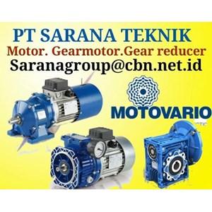 MOTOVARIO GEARMOTOR REDUCER GEARBOX PT SARANA TEKNIK