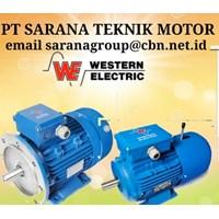 AC Motor WESTERN ELECTRIC PT SARANA TEKNIK