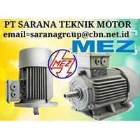 AC Motor MEZ ELECTRIC MOTOR PT SARANA TEKNIK