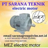 DINAMO AC Motor MEZ ELECTRIC MOTOR PT SARANA TEKNIK