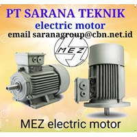 PT SARANA TEKNIK MOTOR DINAMO MEZ ELECTRIC 3 PHASE