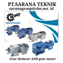 NORD GEARBOX NORD GEAR MOTOR