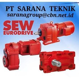 SEW GEAR MOTOR GEARREDUCER GEARBOX PT SARANA TEKNIK