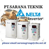 INVERTER DELTA DRIVE FOR AC MOTOR PT SARANA TEKNIK