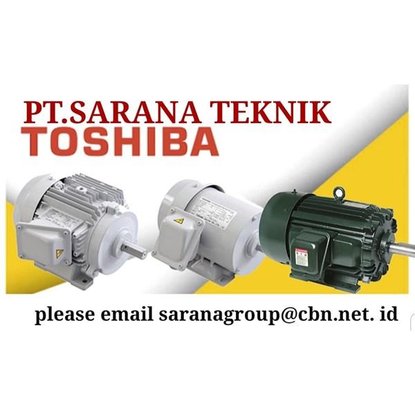SELL TOSHIBA ELECTRIC MOTOR PT SARANA TEKNIK