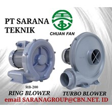CHUAN FAN RING BLOWER TURBO PT SARANA TEKNIK BLOWE