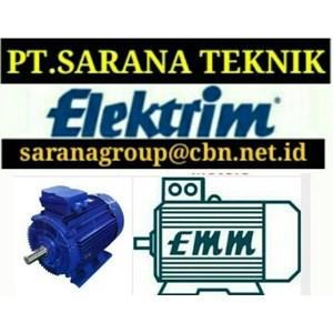 PT SARANA ELEKTRIM EMM ELECTRIC AC MOTOR