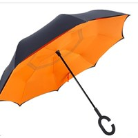 Payung Payung Terbalik Variasi Warna