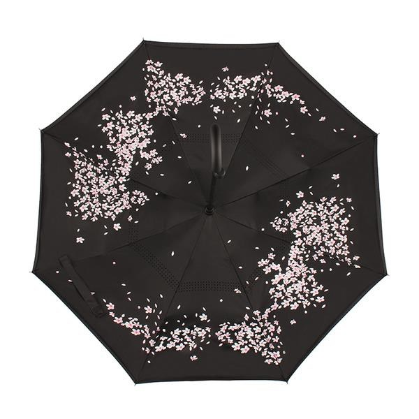 Payung Promosi Payung Terbalik Variasi Warna