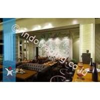 Visualisasi 3D Momento Cafe Dan Bar By Studioblackstar