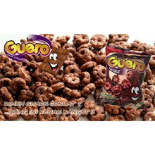 GUERO Corn Snack Chocolate Flavor