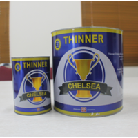 Jual Thinner Chelsea Biru Kaleng 0.8 & 4 Liter