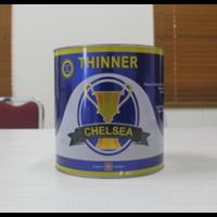 Thinner Chelsea Biru Kaleng 4 Liter