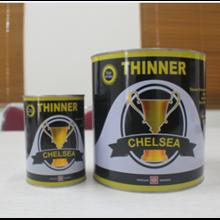 Thinner Chelsea Hitam Kaleng 0.9 & 4.5 Liter