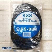 KSS Spiral wrapping band KS-8BK 1