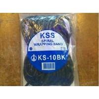 KSS Spiral wrapping band KS-10BK 1