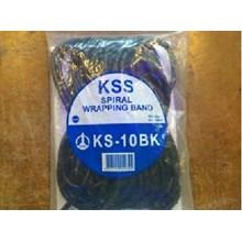 KSS Spiral wrapping band KS-10BK