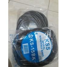 KSS Spiral wrapping band KS-15BK