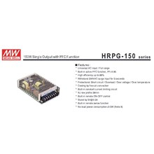 Switching Power Supply HRPG-150