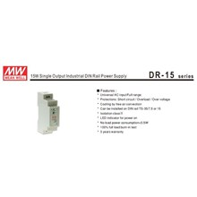 Switching Power Supply DR 15