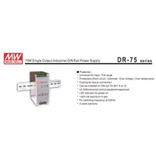 Switching Power Supply DR 75