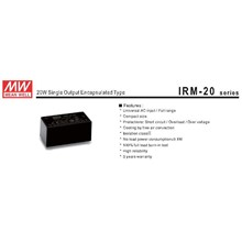 Switching Power Supply IRM 20