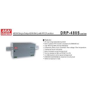 Switching Power Supply DRP 480S