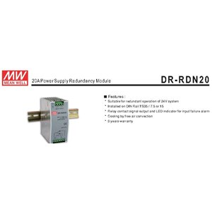 Switching Power Supply DR RDN20