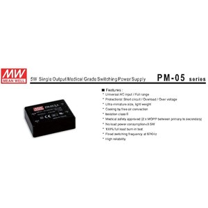 Switching Power Supply PM 05