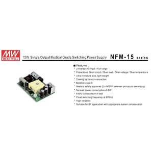 Switching Power Supply NFM 15