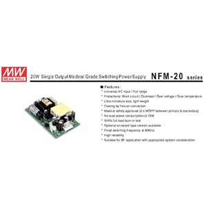 Switching Power Supply NFM 20