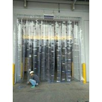 Jual Tirai Plastik Pvc Curtain Tulang 081356208548 2