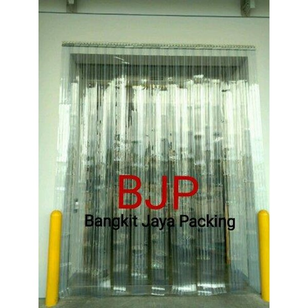 Tirai Plastik Pvc Curtain Tulang 081356208548