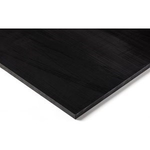 nylon sheet hitam
