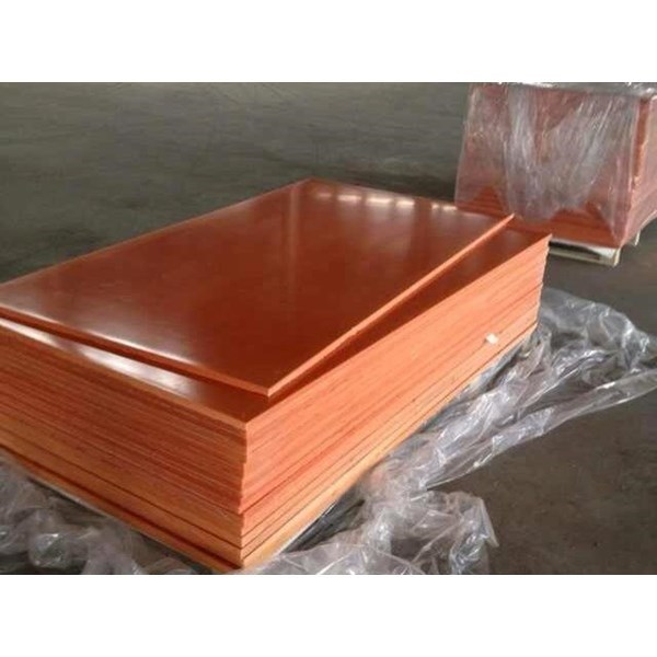 Bakelite Sheet Orange