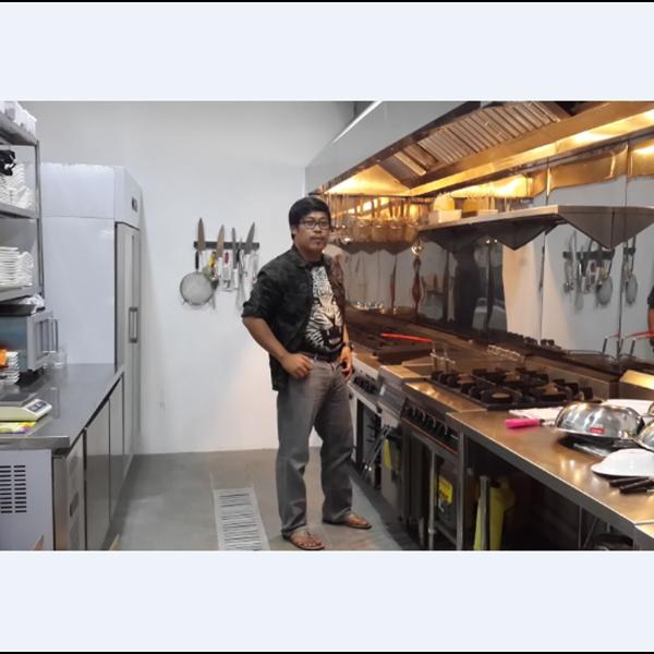 Jasa Desain Dapur Bpom 3 Oleh Pt Biru Sejahtera Abadi