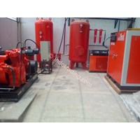 Paket Air Compressor High Pressure Kompresor Udara 1